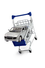 Buy Car Shopping Cart
