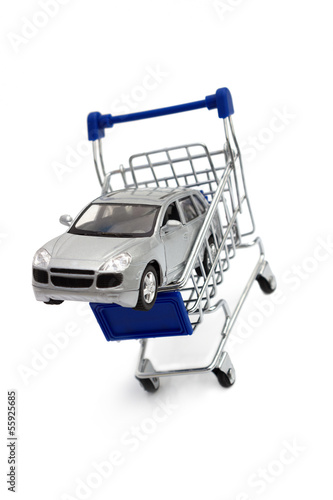 Buy Car Shopping Cart