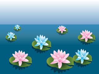 lotus eau