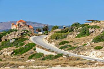 Agios Gergios church on Cyprus