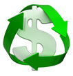 Recycle dollar