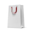 White shopping bag - 55927271