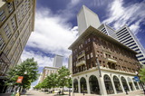Fifth and Main Street, Tulsa - Fine Art prints