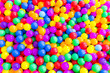colorful ball for background