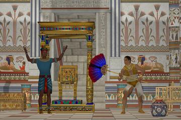 Ancient Egyptian Men