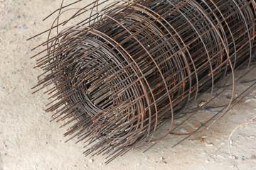 Steel mesh infrastructure