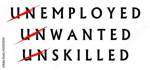 job skills lead to being wanted and employed