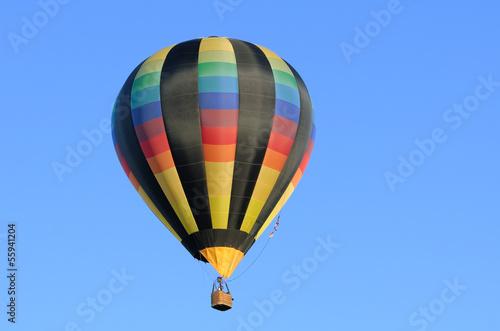 Papiers peints Montgolfière / Dirigeable hot air balloon