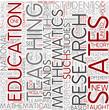Mathematics education Word Cloud Concept