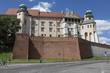 Cracovia - Castello Wawel