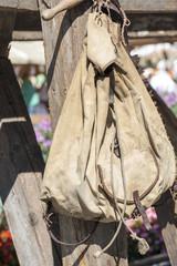 Alter Rucksack