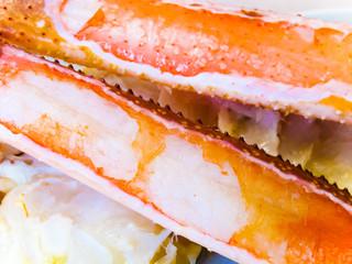 Crab dish / Japanese-style food