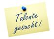 Talente gesucht !