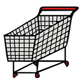 Baskets vector illustration