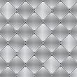 brushed metal mosaic tile background