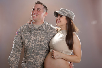 Pregnancy in the military