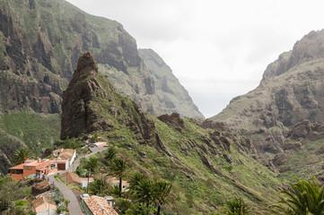Masca ravine, Tenerife