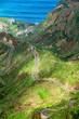 Mountain Road in Taganana