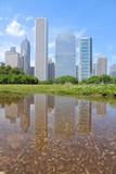 Chicago skyline, United States