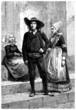 Traditional Peasants (Brittany) - Paysans de Bretagne
