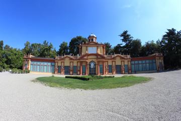 Estense Gardens in Modena