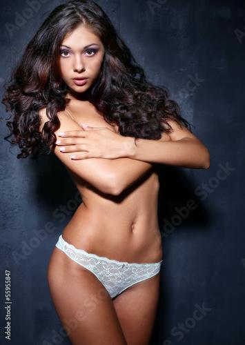 Sexy nude model - 55955847