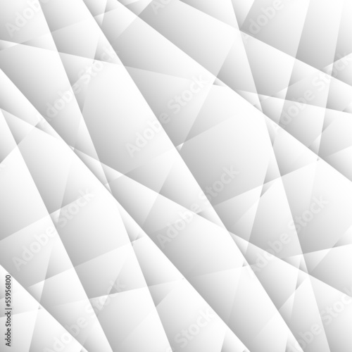Abstract Grey Geometric Background. Vector Illustration