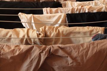 laundry rack
