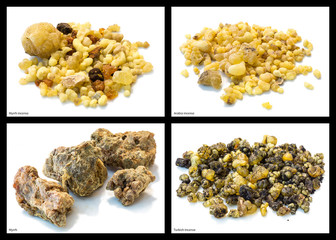 Myrrh incense, Arabia incense, myrrh, turkish incense
