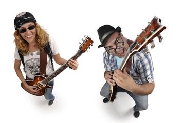 Dúo de guitarras