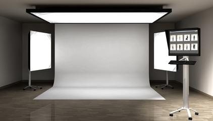 3D - Fotostudio (I)