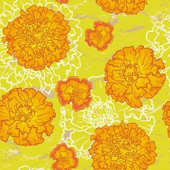 Marigold Pattern.