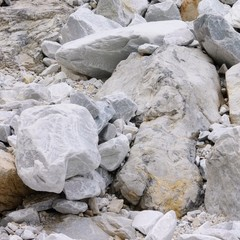Carrara Marmor Steinbruch - Carrara  marble stone pit 32