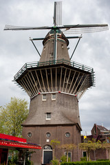 De Gooyer Windmill in Amsterdam