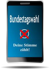Bundestagswahl Deine Stimme zählt