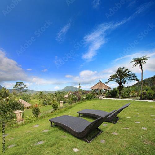 Bali - Terrasses à Sidemen
