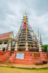 Ancient stupa - Wat Pantao , Chiangmai, Thailand