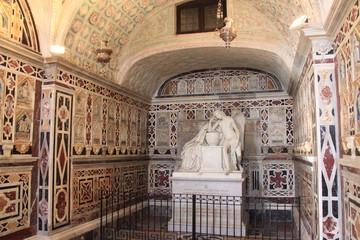 Crypte de l'église San Gavino, Sardaigne