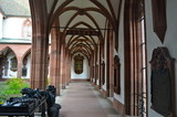 Basel Cathedral Cloister, Switzerland