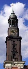 Michaelskirche ( Der Michel ) in HAMBURG