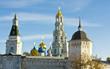 Trinity-Sergey lavra monastery, Russia.