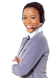 african business call center operator