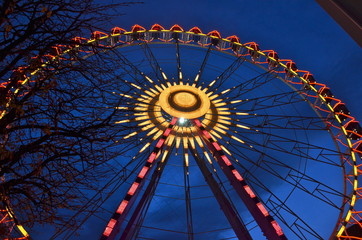 Giant Wheel, Basel Autumn Fair