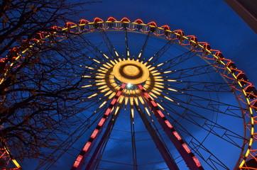 Giant Wheel, Basel Autumn Fair