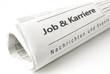 Job & Karriere Zeitungsrolle