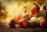 Fototapety Autumn fruit