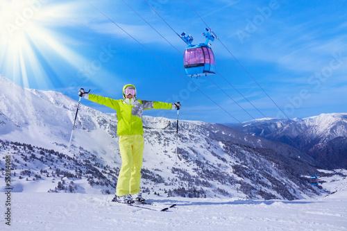 Best ski vacation ever