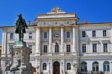 Piran, Pirano, Slovenia - Palazzo in Piazza Tarini