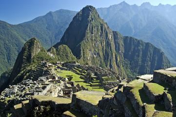 Machu Picchu,Cuzco,  pre-Columbian Inca site