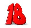 nummer achtzehn